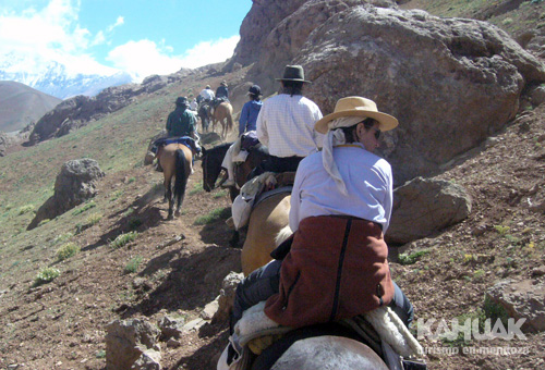 Criolla Horseback Riding