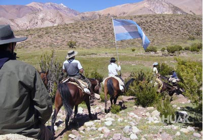 Horseback Riding - Andean Crossing Adventure 10 Dyas