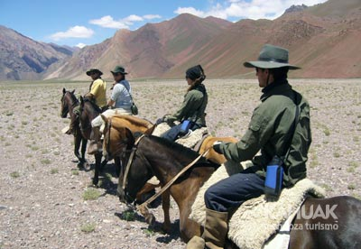 Horseback Riding - Andean Crossing Adventure 6 Dyas
